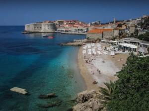 playa de Dubrovnik_